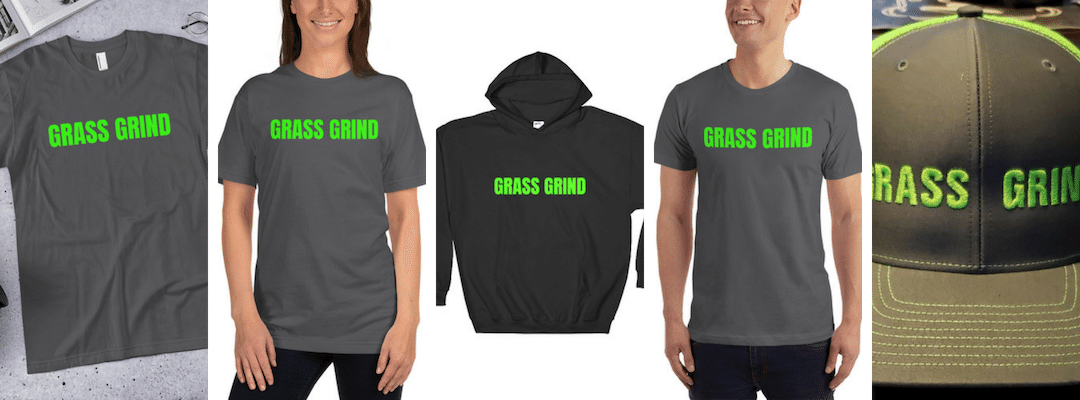 People Wearing GrassGrind Tees